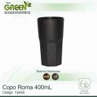 Copo roma 400ml Green