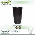 Copo cancun 320 ml Green