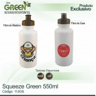 Squeeze 550 ml green
