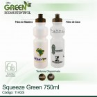 Squeeze 750 ml green